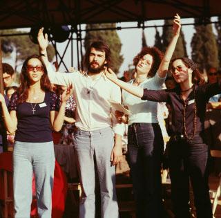 Archive : Pentecôte 1975 à Rome, 1er congrès charismatique international