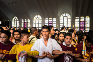 Semaine Sainte à Manille