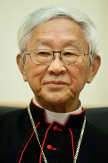 26/09/18 : Accord Chine-Vatican, le cardinal émérite Joseph Zen.