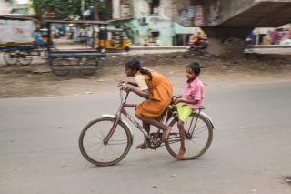 Inde, les enfants prennent leur destin en main