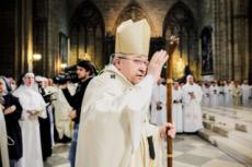 09/11/17 : Le Card. André Vingt-Trois a remis sa lettre de démission au pape François.