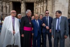 31/07/16 : Dalil BOUBAKEUR à Notre-Dame de Paris