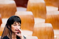 24/09/16 : Le pape reçoit les familles de victimes de Nice