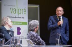 27/09/16 : Les Entretiens de Valpré aux Bernardins à Paris.