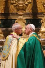 4-5/10/16 : Oecuménisme, le pape François et Justin Welby