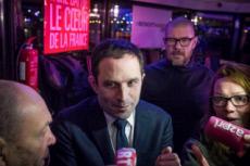 22/01/17 : Benoît HAMON au 1er tour de la primaire de gauche