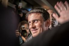25/01/17 : Manuel VALLS, entre-deux tour de la primaire de gauche