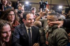 29/01/17 : Victoire de Benoît HAMON à la primaire de la gauche