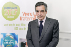 03/04/17 : F.FILLON à la Fédération protestante de France
