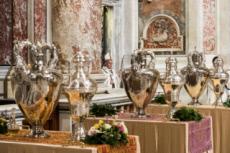 13/04/17 : Messe chrismale, bas. Saint Pierre au Vatican