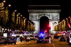 20/04/17 : Attentat sur les Champs Elysées Paris.