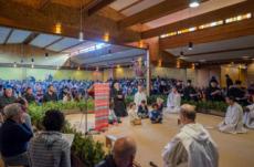 25/04/17 : Visite du patriarche Bartholomée I à Taizé