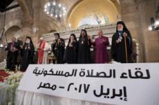 28-29/04/17 : Voyage du pape François en Egypte