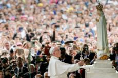 12-13/05/2017 : Voyage du Pape François à Fatima, Portugal