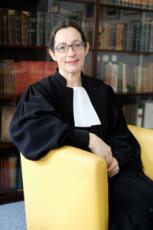 27/05/17 : Pasteure Emmanuelle SEYBOLDT, nouvelle présidente de l'Eglise Protestante Unie de France (EPUF)