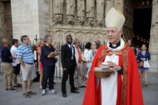 17/12/20 : Démission de Mgr Eric AUMONIER, évêque de Versailles