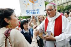 30/05/17 : 9e Veillée de prière pour la Vie à la cath. Notre-Dame de Paris