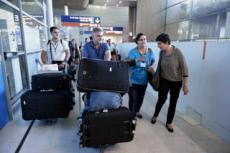05/07/17 : Arrivée des réfugiés syriens et irakiens à Roissy