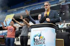 """14/07/17 : Rassemblement évangélique (Cnef) """"Bouge ta France"""", au Havre."""