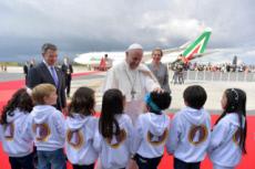 7-10/09/17 : Visite pastorale du pape François en Colombie