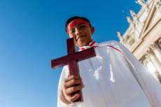 15/10/17 : Messe de canonisation de 35 nouveaux saints, au Vatican