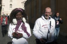 19/11/17 : Journée mondiale de la pauvreté au Vatican.