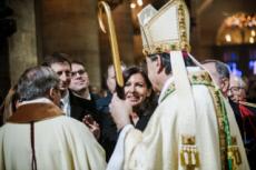 07/01/18 : Messe d'installation de Mgr Aupetit nouvel archevêque de Paris.