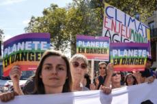 08/09/18 : Marche pour le climat à Paris.