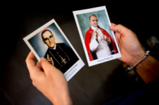 14/10/18 : Canonisations au Vatican.
