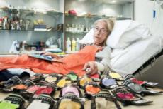 Unité de soins paliatifs, maison Jeanne Garnier