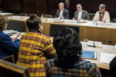 12/02/19 : Sénat, auditions des représentants de la CEF