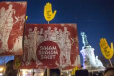 19/02/19 : Rassemblement contre l'antisémitisme Paris