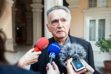 22/02/19 : Interview de Mgr PONTIER pendant le sommet sur les abus sexuel