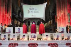29/03/19 : AED Nuit des témoins à Notre-Dame