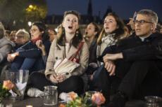 16/04/19 : Au lendemain de l'incendie de Notre-Dame de Paris