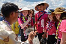 22/07-02/08/19 : 24e Jamboree Scout Mondial aux USA.