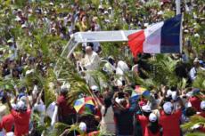 04-10/09/19 : Voyage apostolique du Pape François.