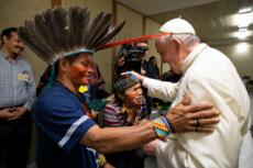 10/2019 : Vatican, synode des évêques sur l'Amazonie.