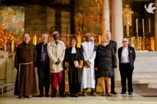 26/10/19 : Colloque interreligieux, paroisse St-Esprit à Paris.
