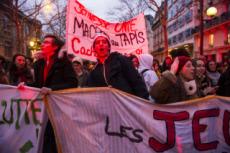 12/19 : Manifestations contre le projet de réforme des retraites.