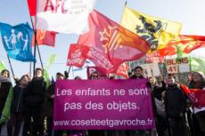 19/01/20 : Manifestation nationale «Marchons Enfants !»