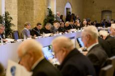 02/2020 : Crise migratoire, les évêques du pourtour méditerranéen à Bari.