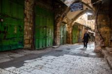 03/20 : Impact de l'épidémie de coronavirus Covid-19 à Jérusalem.