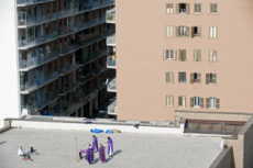 29/03/20 : COVID-19, messe depuis les toits de Rome pour les habitants.