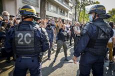 12/09/20 : Manifestation des Gilets jaunes à Paris.