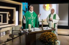 08/11/20 : Messe retransmise depuis les studios du CFRT.